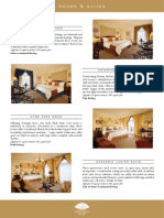 Mandarin Oriental Hyde Park, London Rooms and Suites