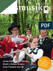 Blasmusik in Tirol - Ausgabe 2 / 2014