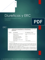 Diureticos y ERC