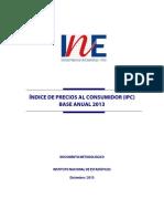 Manual Metodologico IPC Base 2013.Pdf0