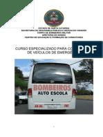 Legislacao de Transito e Direcao Defensiva CFS e CFC Ten Eidt