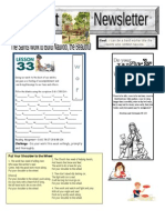 5 33 Newsletter