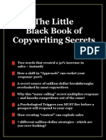 The Little Black Book of Copywriting Secrets