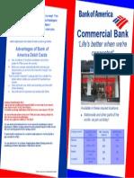 bank brochure