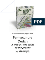Step-By-step Guide to Permaculture Design Samples