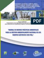 Manual Para La Gestión Ambientalmente Racional de Equipos Electricos Con PCBs