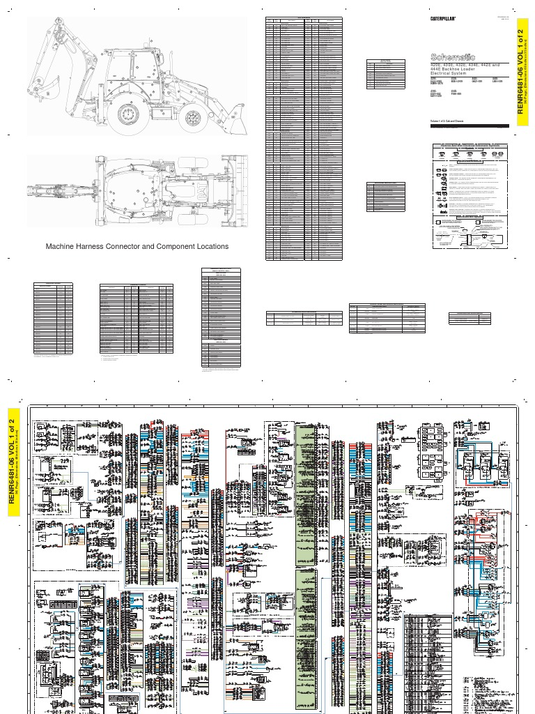 Cat 420e Wiring Diagram - Board Wiring Diagrams
