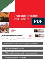 Ppt Porque Invertir en Peru2015