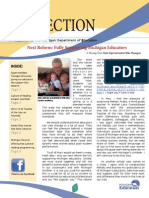 Education Connection - A Publication of the Michigan Department of Education
