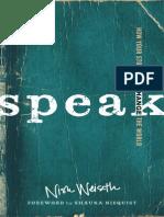 Speak Sample