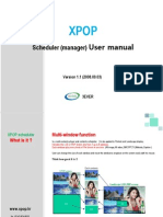 XPOPscheduler-User Manual(5Nov2008)