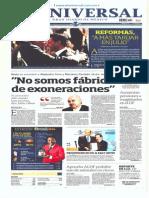 GradoCeroPress-Mar-10 de Junio 2014- Planas de Medios Nacionales.