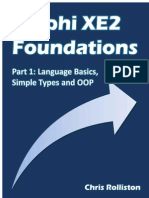 Delphi XE2 Foundations - Part 1 - Rolliston, Chris