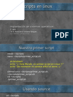 Scripts en Linux 01