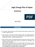 The 4th Strategic Energy Plan of Japan