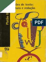 Lições de Texto_Leitura e Redação