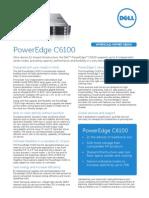 Poweredge c6100 Spec Sheet En