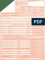 formulario estrutura