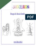 Colora La Vita Del Buddha