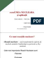 FISIUNEA NUCLEARA