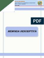 1.0 Memoria Descriptiva -Separador