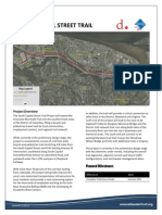 South Capitol Street Trail Fact Sheet