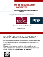 1.2.a Repaso Teoria Electromagnetica