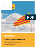 catalonia new state of europe