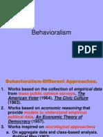 Behavioralism.ppt