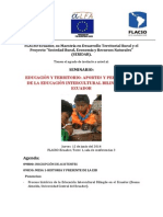 Seminario FLACSO Ecuador
