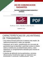 1.4 Caracteristicas de Las Antenas