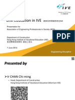 Bim in Ive for Aes 2014-6-7