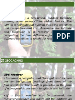 Geocaching Presentation