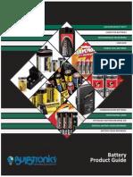Catalogo de Pilas Bulltronic