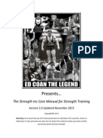 Ed Coan - CoreManualforStrengthTraining [Version 2.0]