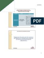 Unidad 4 Reglamento de Proteccion de Emisiones de RNI