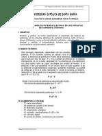 Informe Electricos N6 Resuelto