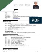 CV Complete BDG