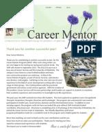 2014 Spring - Career Mentor Focus