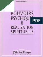 Pouvoirs Psychiques Et Réalisation Spirituelle - M. Coquet