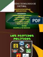 Partidos Politicos Presentacion