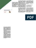 Textos Destartalados. Vicente Verdú, 4 de Enero de 2013.