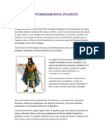 La Contabilidad en El Incanato,Peru y El Mundo