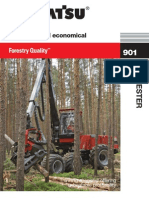 spesifikasi alat berat pemotong pohon otomatis
