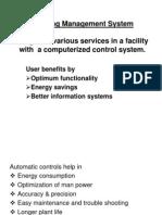 Building Management System - BMS 1