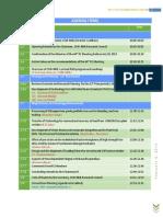 RC65 Agenda Items