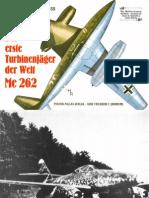 Waffen Arsenal - Band 055 - Der erste Turbinenjäger der Welt - Die Messerschmitt Me 262 Schwalbe