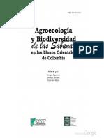 Agroecología y Biodiversidad de Las Sab