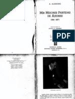 Alexander Alekhine - Mis Mejores Partidas de Ajedrez (1924-1937)