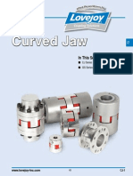 Curved Jaw Coupling